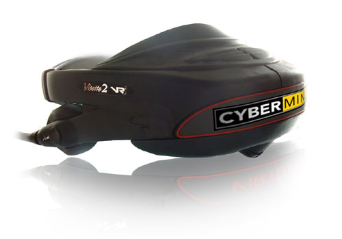 cybermind hmd and viewpoint eyetracker